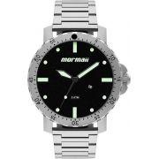Relógio Mormaii Masculino Interestelar Prata