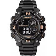 Relógio Mormaii MO12579D/8J Preto