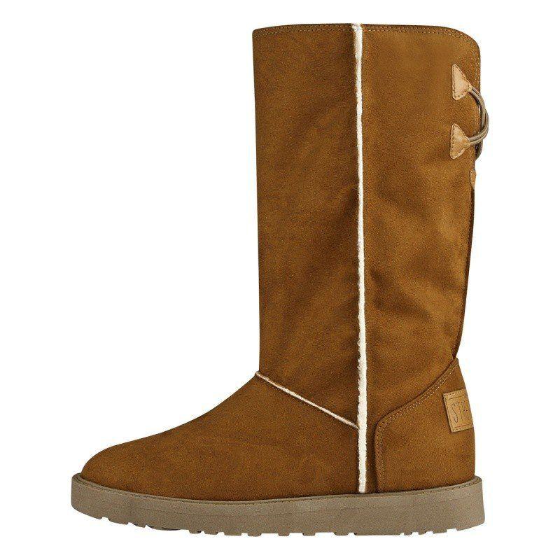 Bota Barth Shoes Las Leñas Caramelo