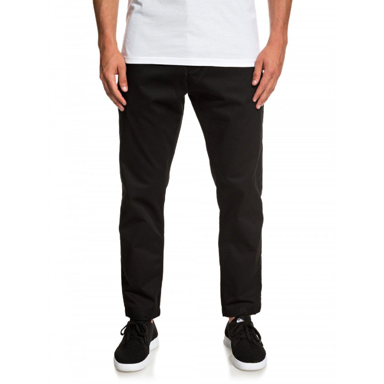 Calça Quiksilver Jeans Chino Especial Preta