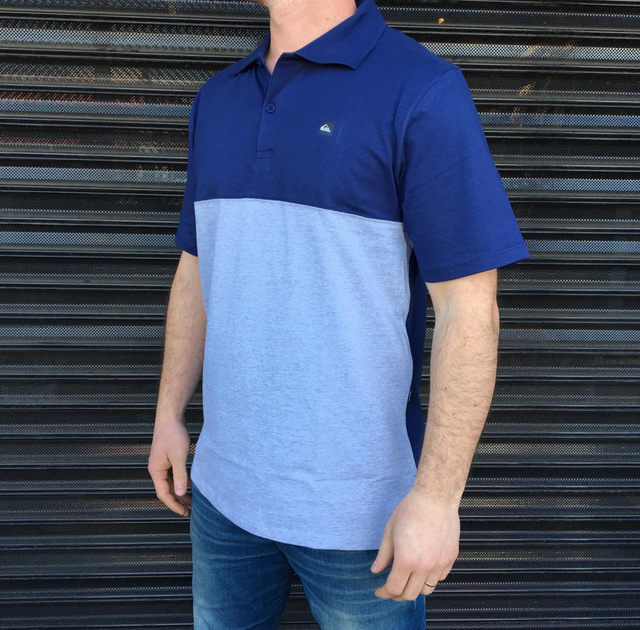 Camiseta Polo Quiksilver Athletic ll