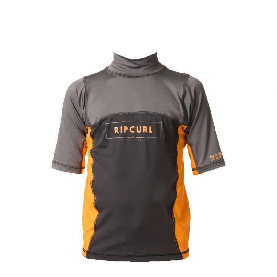 Camiseta de Lycra Rip Curl Underline Infantil