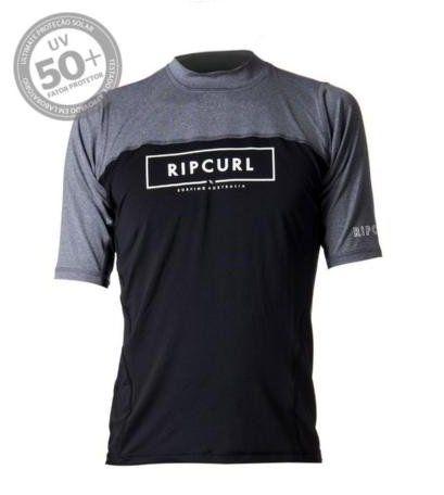 Camiseta de Lycra Rip Curl Underline Manga Curta