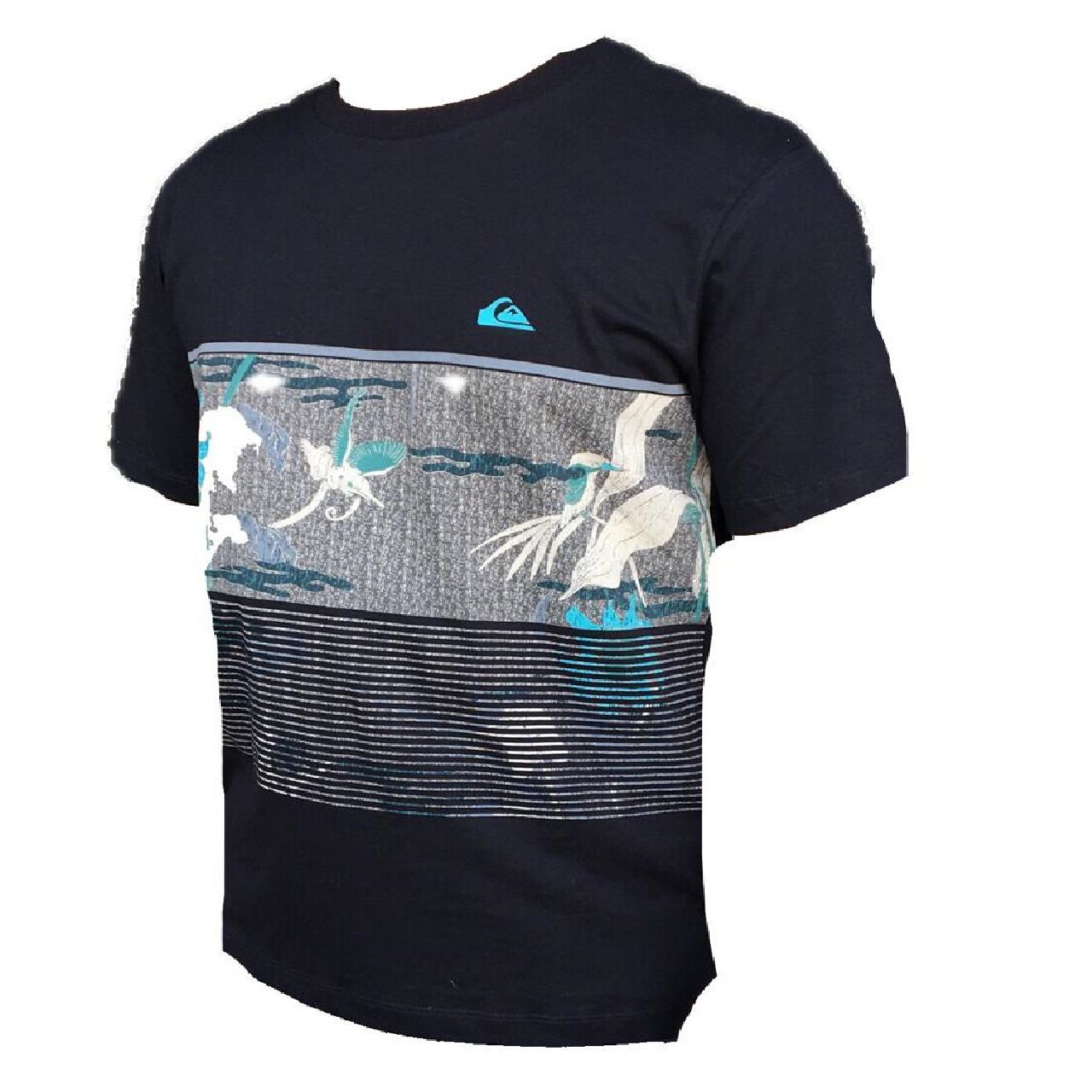 Camiseta Quiksilver Stacks For Days