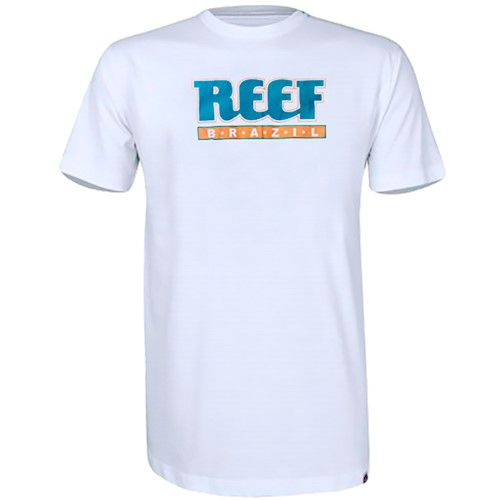 Camiseta Reef Type Heritage