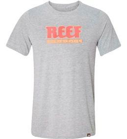 Camiseta Reef Type Heritage