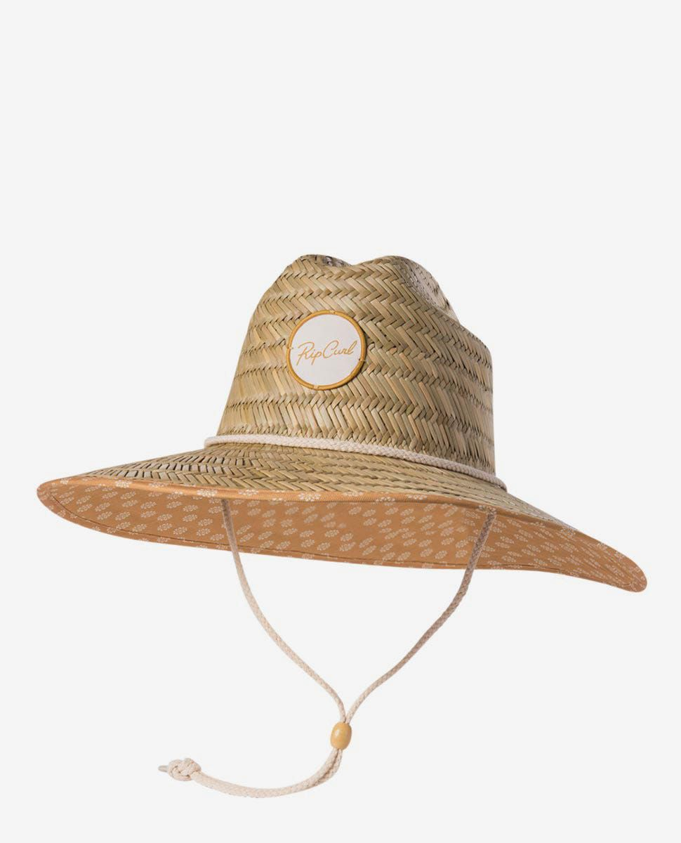 Chapéu de Palha Rip Curl Coastal Tides Straw GHAAC
