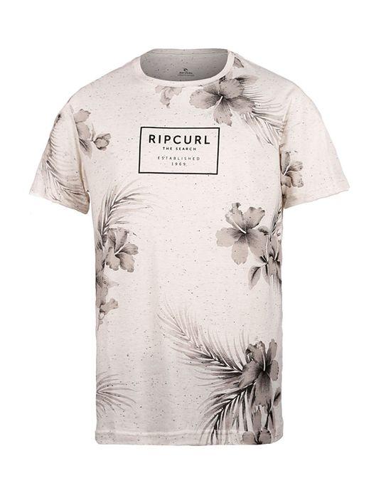 Camiseta Rip Curl Maui Flower CTS0386 Tamanho Especial