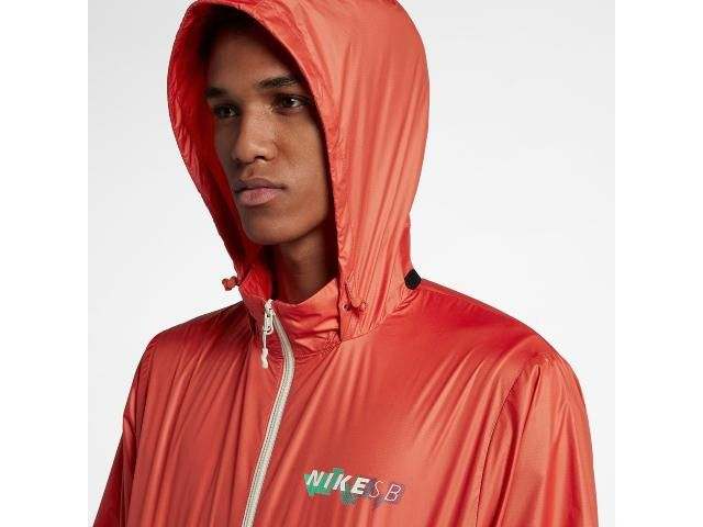 Jaqueta Corta Vento Nike sb Anorak