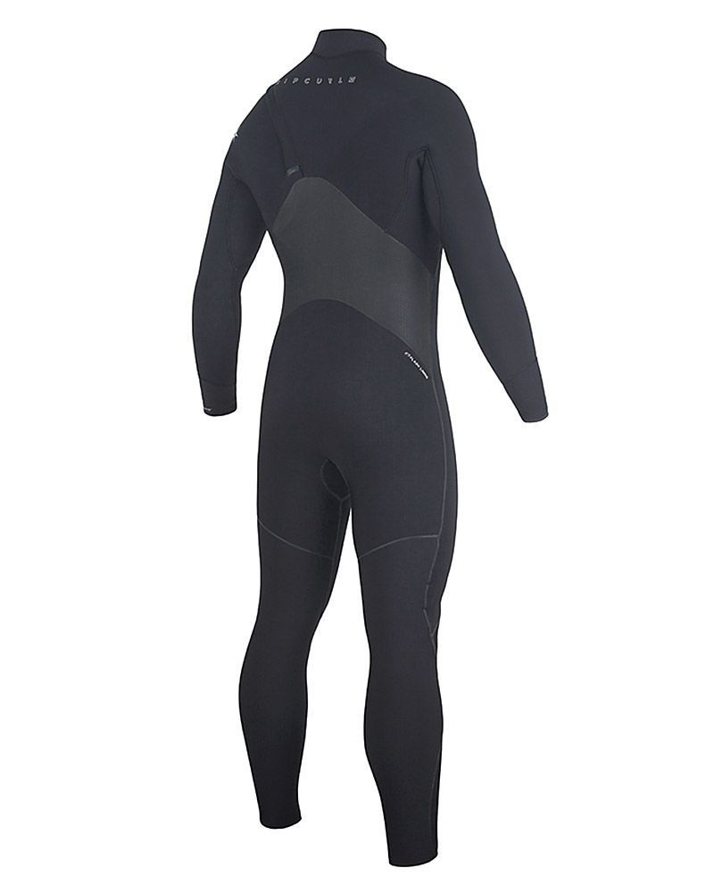 Long John Rip Curl Flashbomb Plus Zip Free 3/2mm
