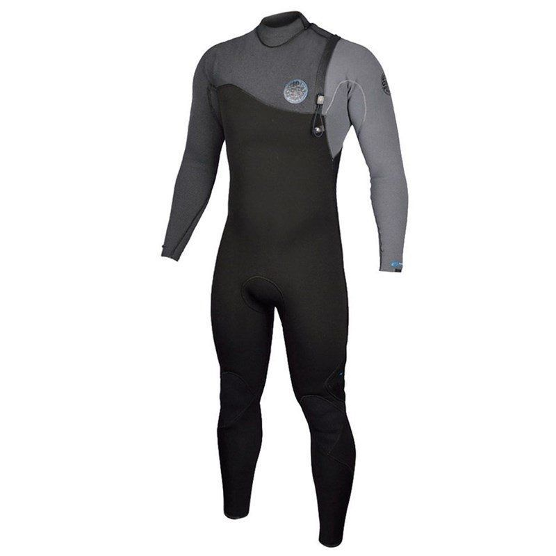Long John Rip Curl Flashbomb Zip Free 3/2mm