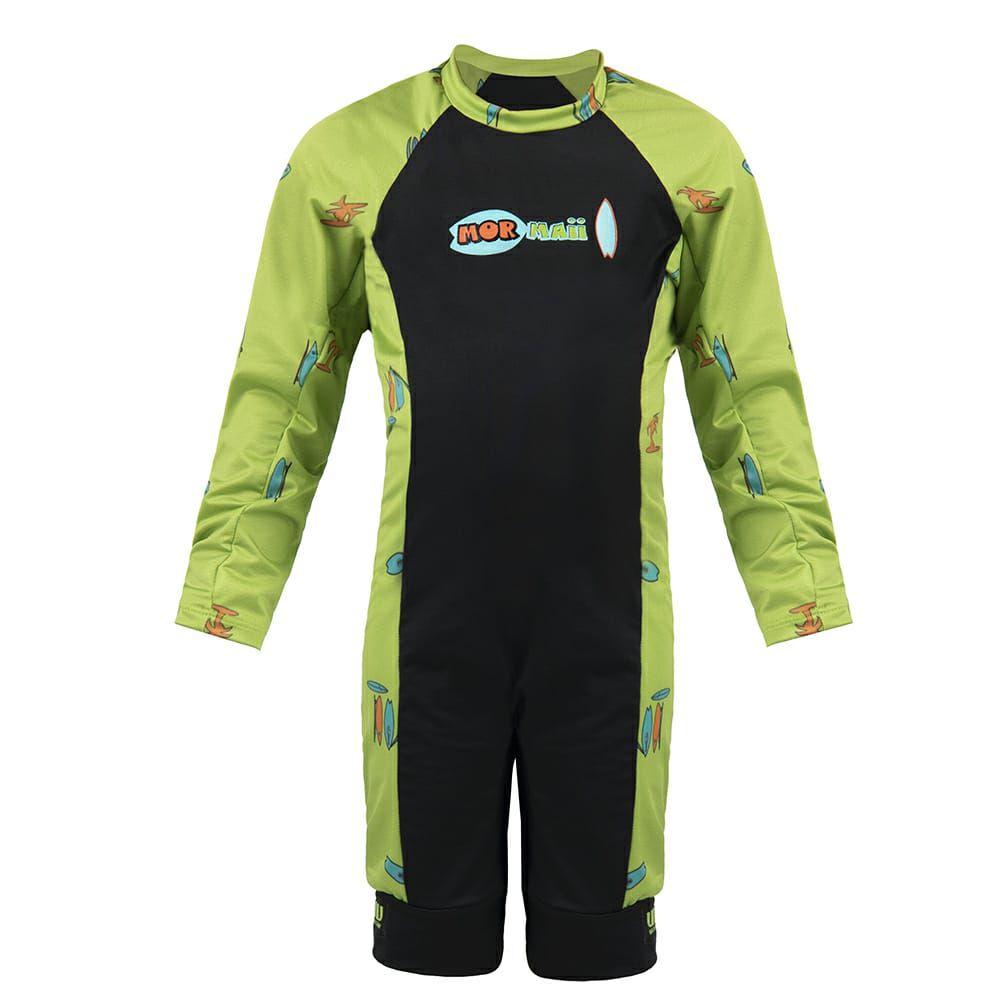 Macaquinho Lycra Surf Mormaii Baby Dry Proteção UV