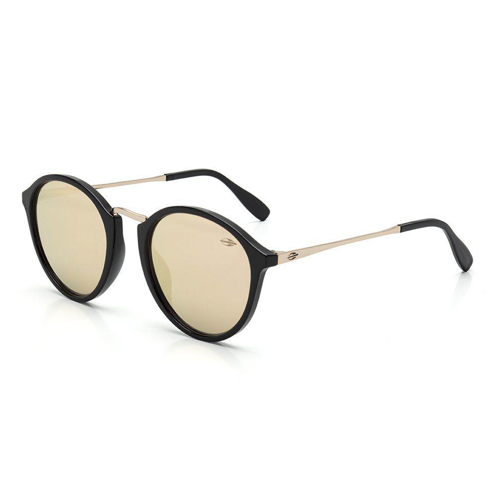Óculos de Sol Mormaii Cali Preto Brilho
