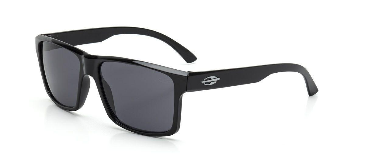 Óculos de Sol Mormaii Lagos Preto Brilho