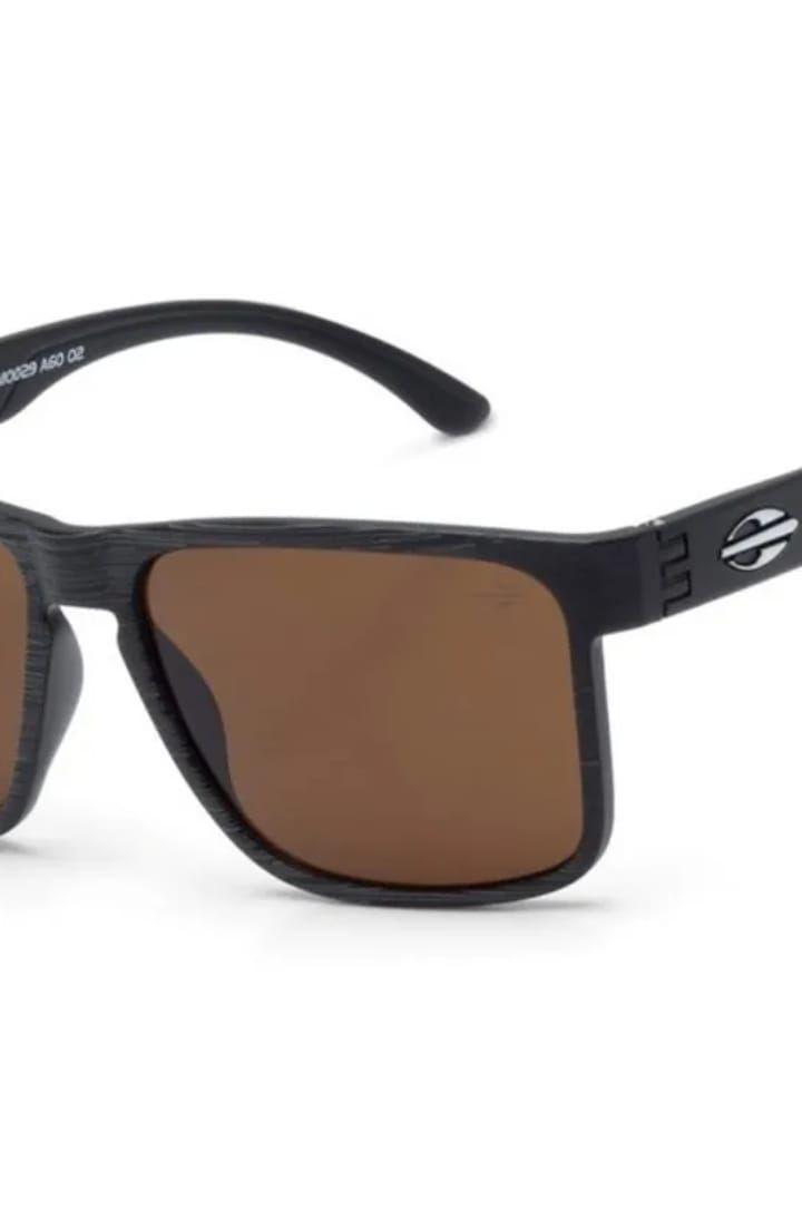Óculos de Sol Mormaii Monterrey Preto Fosco M0029A6002