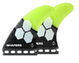 Quilha Shapers Fins AM1 Medium