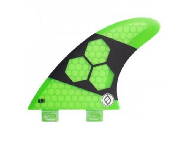 Quilha Shapers Fins Core Lite Verde Medium