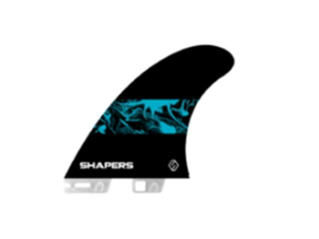 Quilha Shapers Fins Thruster Core Lite Series Extra Large