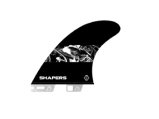 Quilha Shapers Fins Thruster Core Lite Series Large