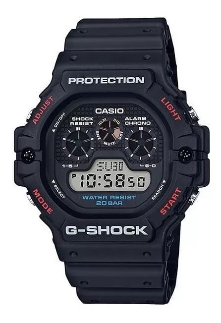 Relógio Casio G-Shock DW-5900-1DR