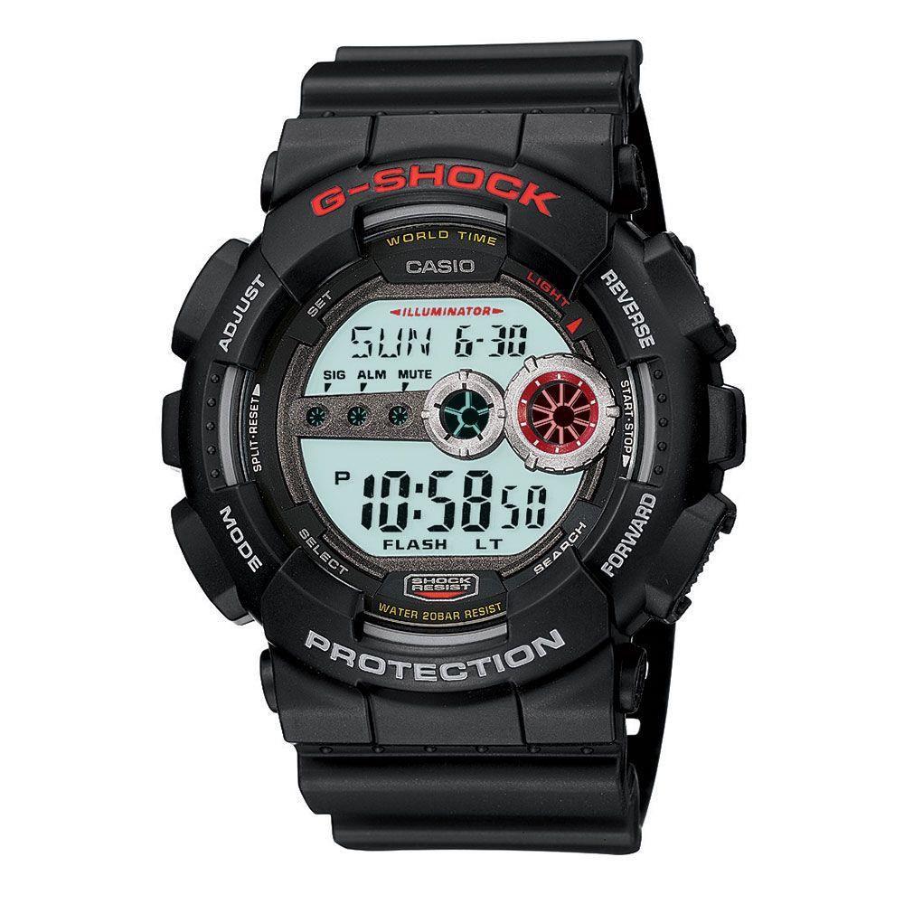 Relógio Casio G-Shock GD 100 1ADR