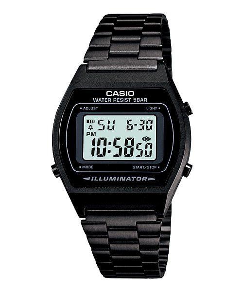 Relógio Casio Vintage Preto