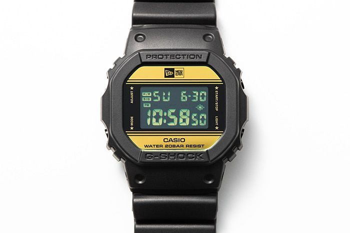 Relógio G-Shock Casio New Era