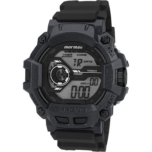 Relógio Mormaii Digital MO1105AC/8C