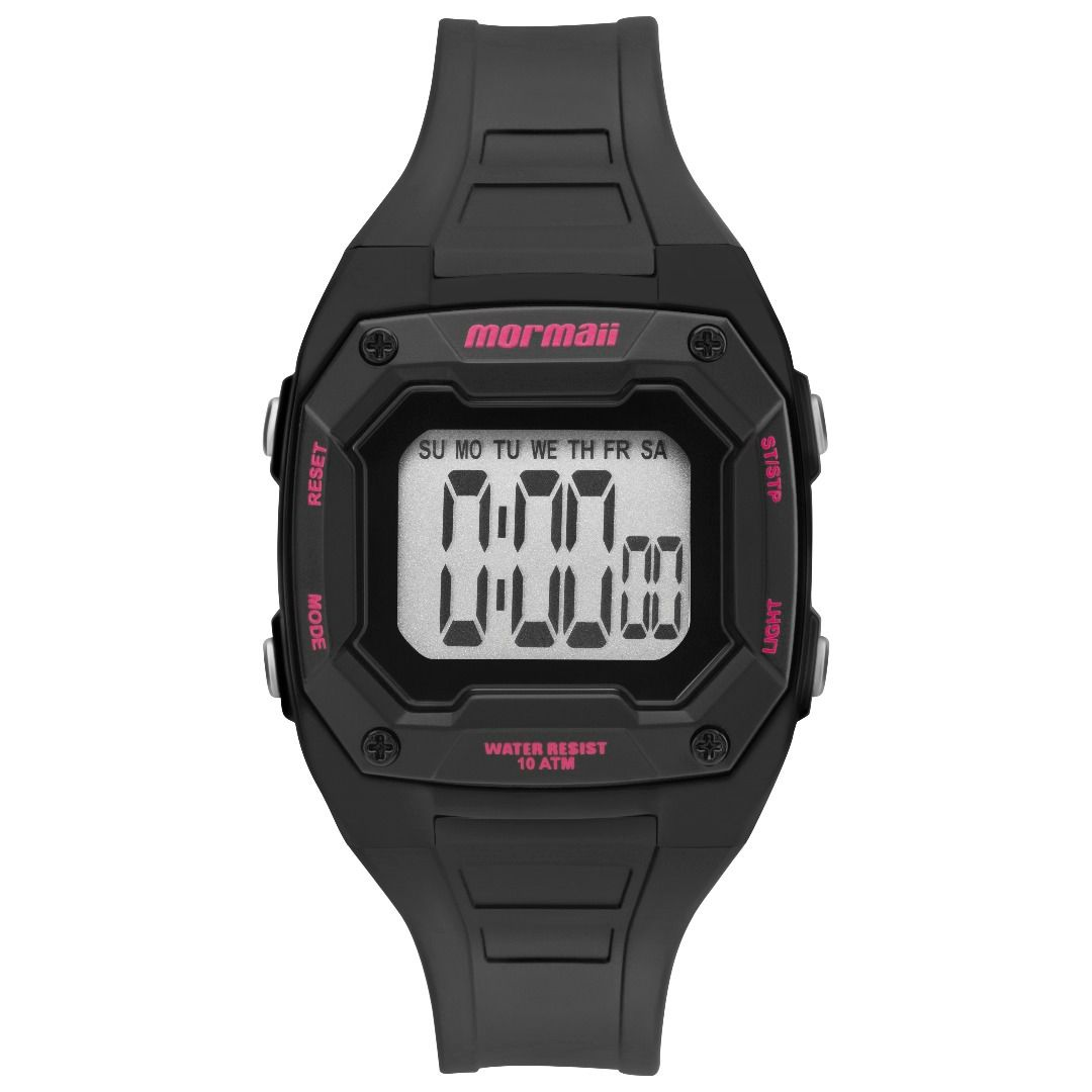 Relógio Mormaii Digital MO9451AA 8T