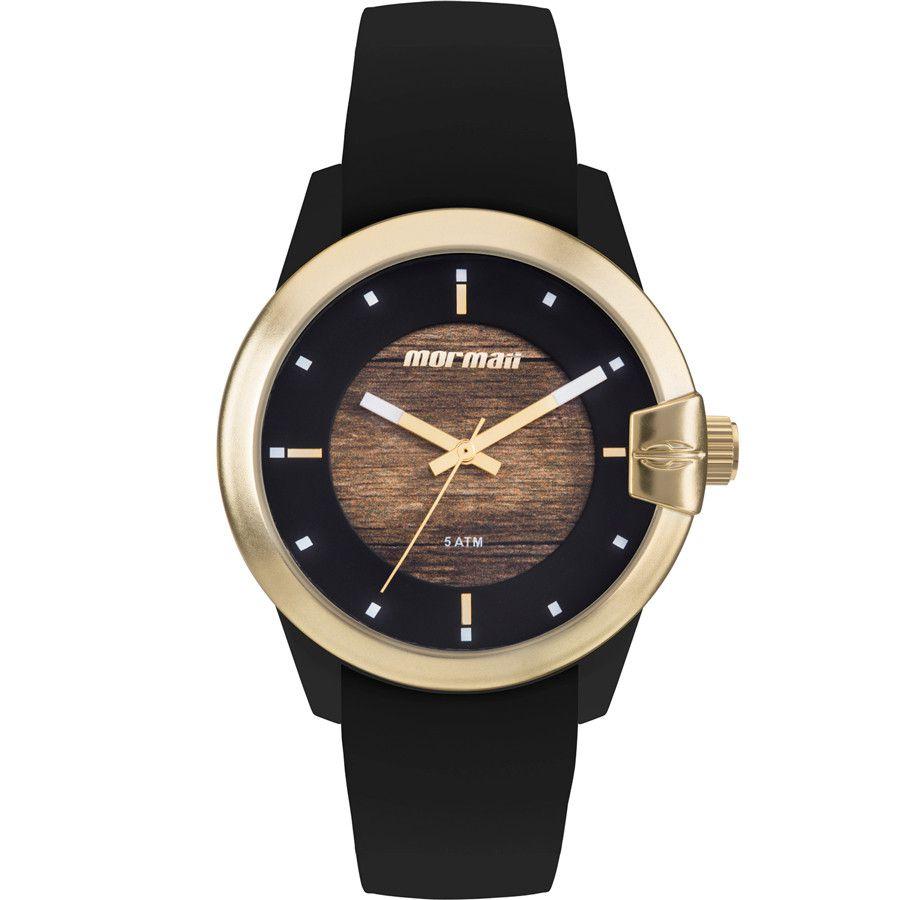 Relógio Mormaii Wood