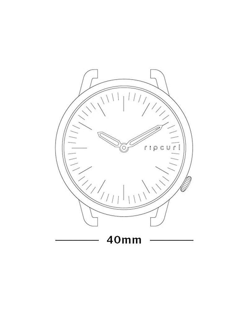 Relógio Rip Curl Super Slim SSS Rosé