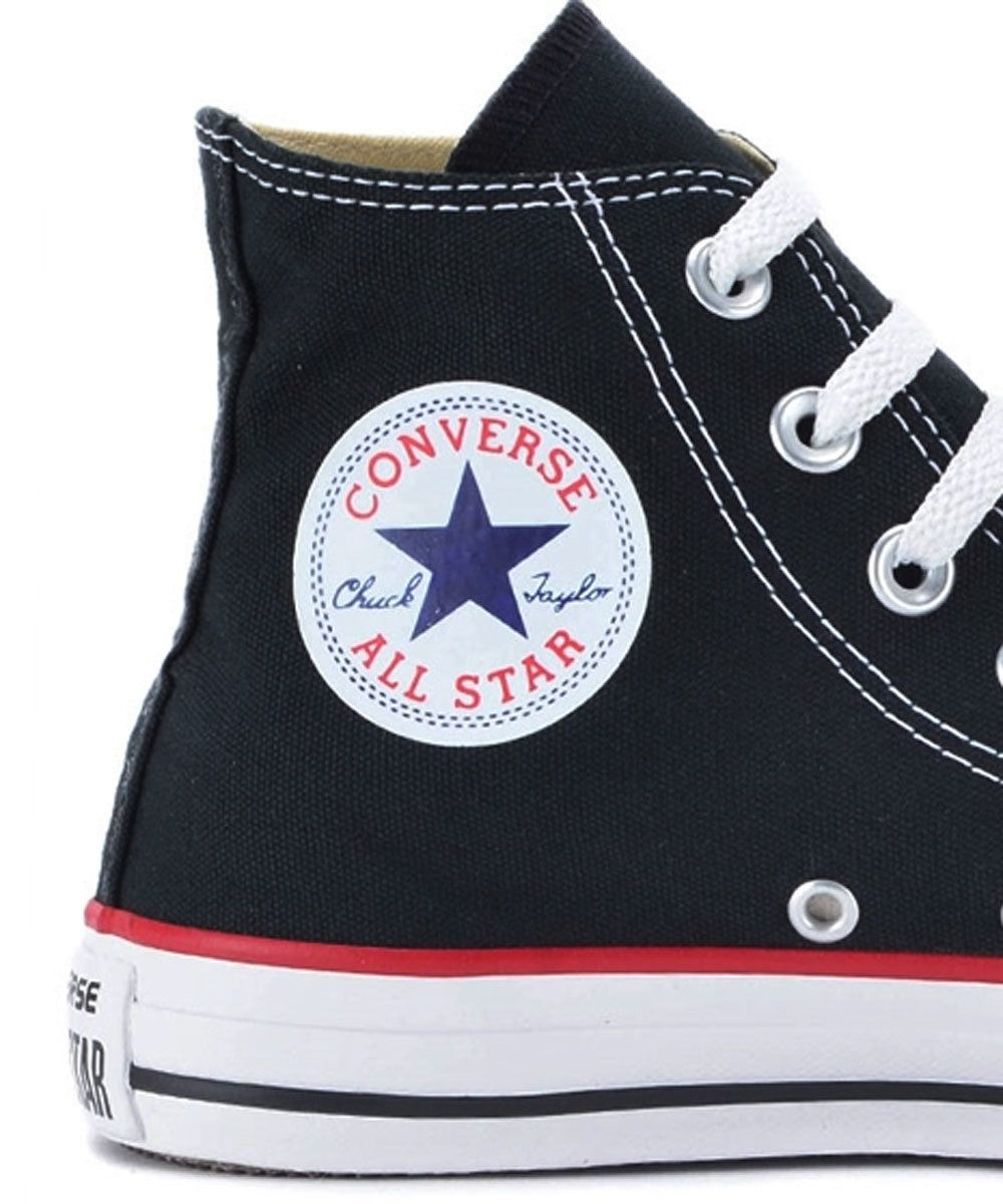 Tenis Converse All Star Cano Alto