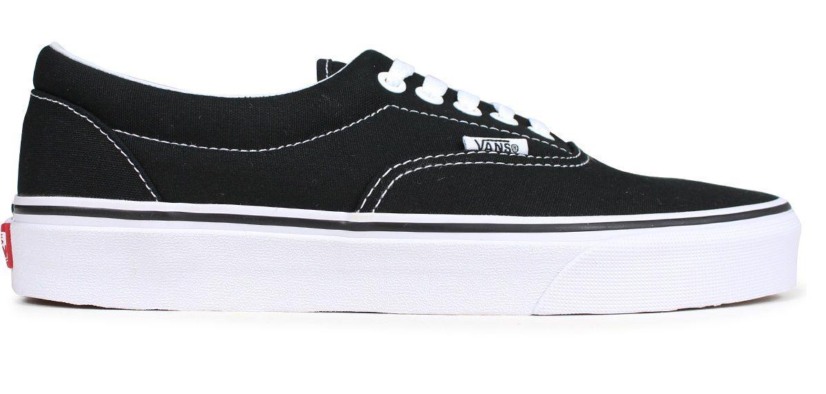 Tênis Vans Era Black / White