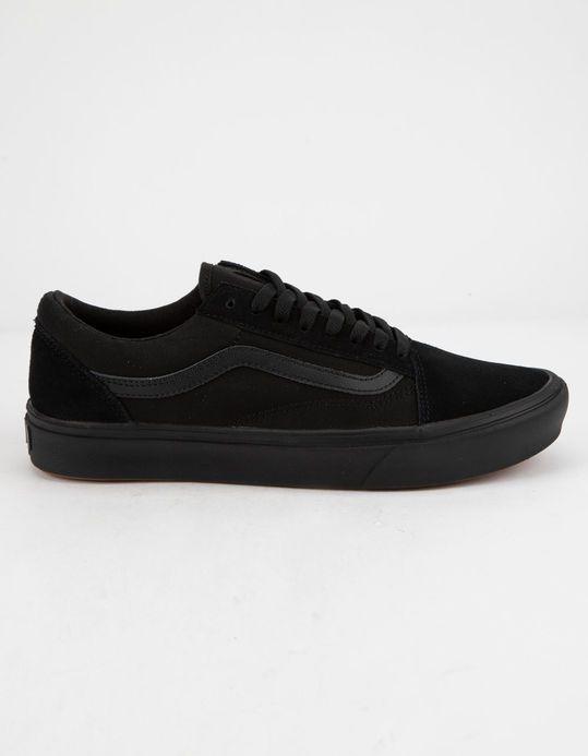 Tênis Vans Comfycush Old Skool Black/Black