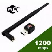 Antena Wifi Adaptador Wireless Usb 1200mbps
