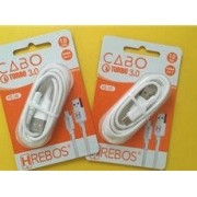 CABO IPHONE HREBOS TURBO 3.0