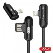 CABO USB CABLE WITH AUDIO ADAPTER IPHONE XO-NB38