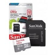 CARTÃO DE MEMORIA SANDISK 32 GB
