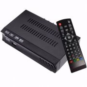 Conversor TV Sinal Digital ISDB-T Set Top Box