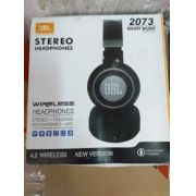 Headphone Stereo 2073 JBL H Prata