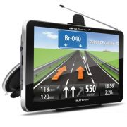 Gps Automotivo Multilaser Tracker GP038 7 Tv Alerta Radar