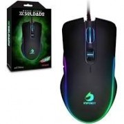 MOUSE GAME X SOLDADO GM-V550 PRETO