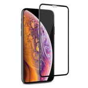 Pelicula 3D Para iPhone Xs MAX / 11 PRO MAX 6.5 Frontal Preta