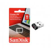 Pen Drive 16gb Sandisk Cruzer Fit Z33