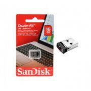 Pen Drive 16gb Sandisk Cruzer Fit Z33
