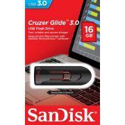 Pen Drive 16gb Sandisk Cruzer Glide Z600