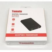 RECEPTOR E TRANSMISSOR BLUETOOTH TOMATE