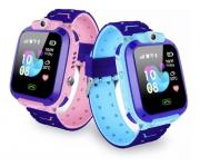 Relógio Rastreador De Criança Localizador Gps Infantil