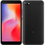 "Smartphone Xiaomi Redmi 6 Preto, Tela 5,45"", 4GB Ram, 64GB, Câmera 12MP/5MP, Dual Sim"
