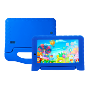 Tablet Infantil Multilaser NB278 Kid Pad Plus Azul